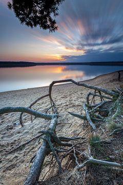 *** Sonnenuntergang am See *** von