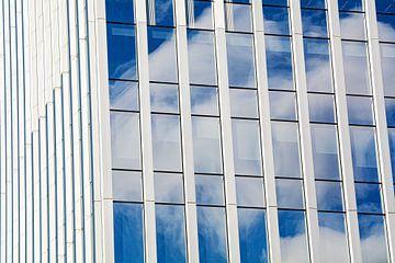 Linienspiel mit Reflexion der Luft von jacky weckx