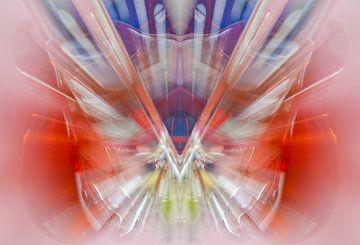Kleur in beweging 3 van Tienke Huisman