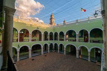 Mérida: Palacio Municipal van Maarten Verhees