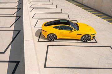 Jaguar F-Type Coupé R van Bas Fransen