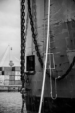 Schiffe roh und rau. von Scheepskijker_Havenfotografie