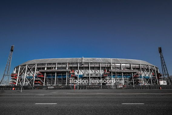 De Kuip   Stadion Feyenoord   Rotterdam rwb