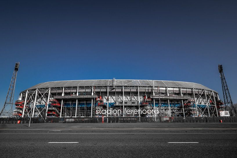 De Kuip   Stadion Feyenoord   Rotterdam rwb van Nuance Beeld
