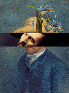 Ehrung für Vincent van Gogh von Nop Briex