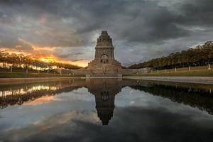 Monument van de Slag der Naties van