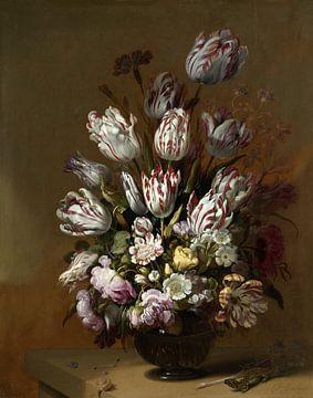Stillleben mit Blumen, Hans Bollongier