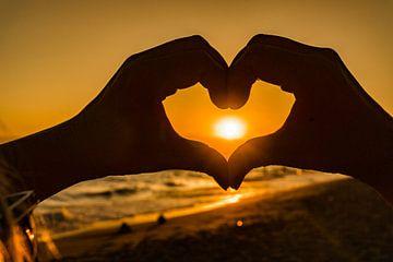Liefde voor de zon van Mike Bot PhotographS
