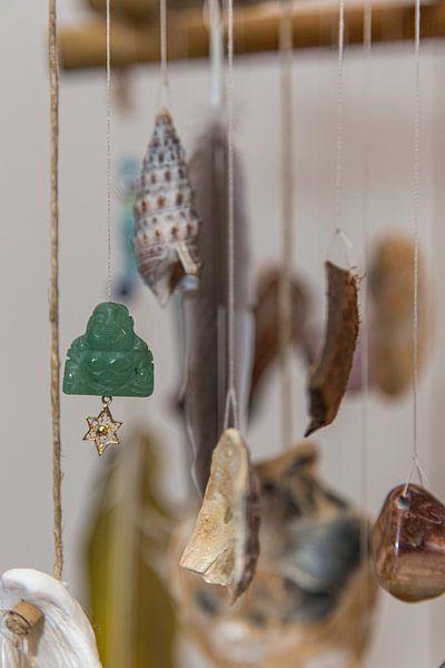 Geluksbrenger 'Merkaba' van 2BHAPPY4EVER.com photography & digital art