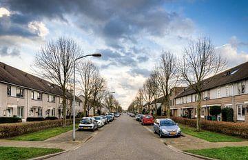 Glenn Millerweg, Muziekwijk in Almere van Sven Wildschut