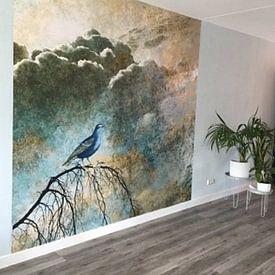 Photo de nos clients:  HEAVENLY BIRD IIa sur Pia Schneider