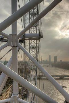 London Eye ...totally different van Hans Brinkel
