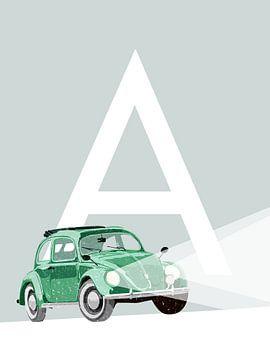 A - Auto van Goed Blauw