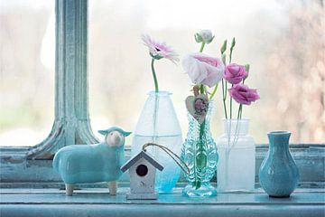 Vintage & Flowers van Marijke Trienekens