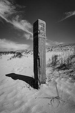 Strandpfosten von Bas Schneider