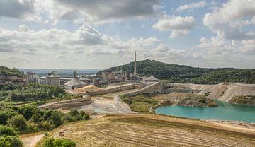 ENCI-groeve in Maastricht von John Kreukniet
