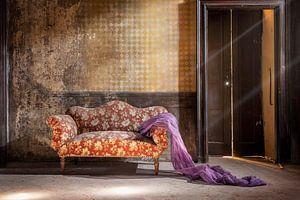 sierlijke sofa