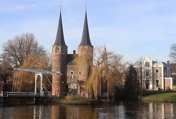 Oostpoort Delft van Dick Schouten