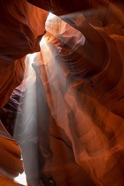 Antelope Canyon, Page Arizona in den USA von Gert Hilbink