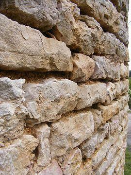 Muur in Frankrijk