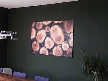 Kundenfoto: Entwaldung von Jan van der Knaap