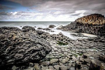 Gaint's Causeway, Noord-Ierland.  van