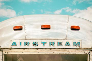 De Aluminium Airstream Caravan van Martin Bergsma