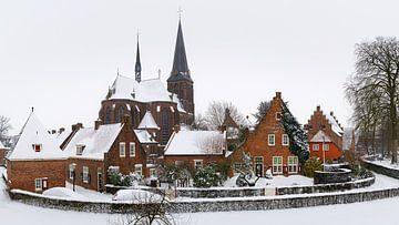's Heerenberg in de winter van Jeroen Kleiberg