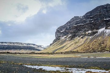 Rotsen in IJsland von Jo Pixel