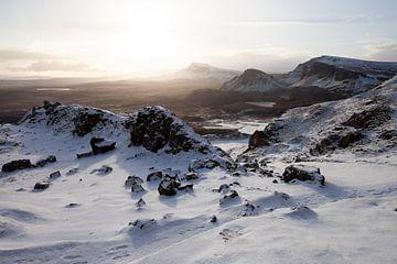 Schneesicht von Merijn Geurts