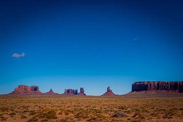 Monument Valley Utah USA von Theo van Woerden