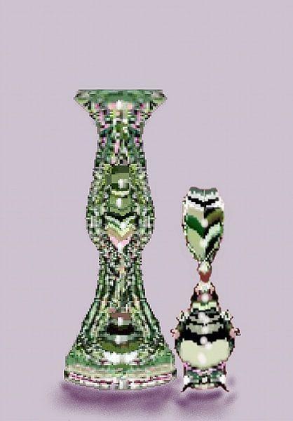 Crystal Decanters von Annaluiza Dovinos