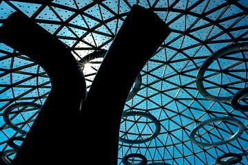 Marrakech Airport van Ton Boogaard van den