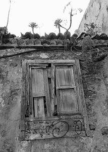 Oud Spaans huis van Marcel Schouten
