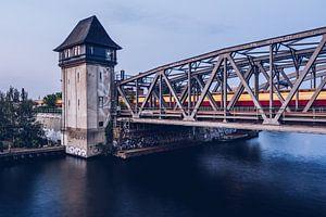 Berlin – Ringbahnbrücke Oberspree van