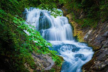 Wasserfall im Karwendel von Martin Wasilewski
