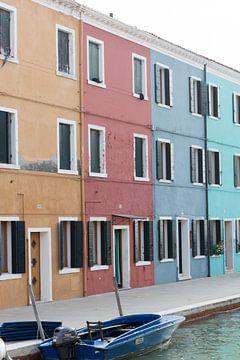 Burano - Venedig von heidi borgart