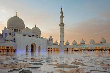 Sjeik Zayed moskee von Antwan Janssen