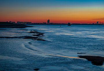 Panorama vanaf de Griete van Wesley Kole