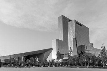 Centraal Station rotterdam van Peter Hooijmeijer