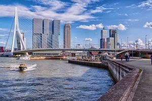 Waterverkeer Rotterdam van