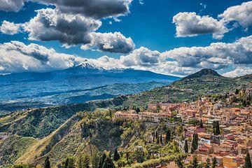 Taormina, Sicily van Gunter Kirsch