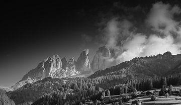 Die Dolomiten von Wilco Snoeijer