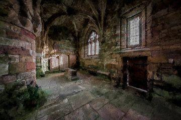 Jedburgh Abbey von Digitale Schilderijen