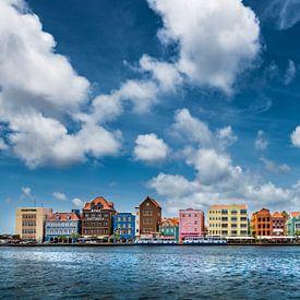 Curacao, Handelskade van Keesnan Dogger Fotografie