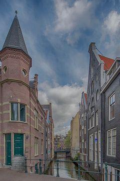 Beulingsluis Amsterdam van Peter Bartelings Photography
