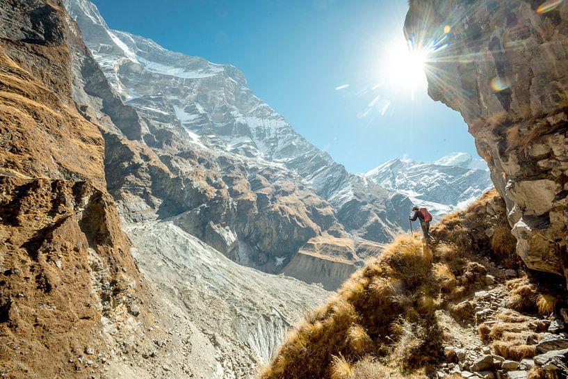 Trekking Dhaulagiri Nepal Himalaya sur Ruben Dario
