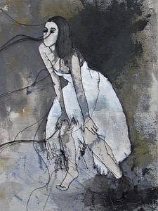 Dark Beauty van Kim Rijntjes