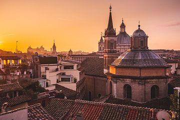 Romeinse zonsopgang van Salke Hartung