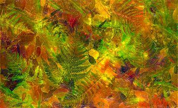 Herbstlaub von Achim Prill